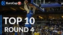 7DAYS EuroCup Regular Season Round 4 Top 10 Plays
