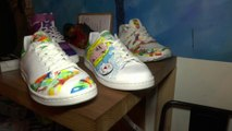 Les baskets sur le point de détrôner les chaussures de ville