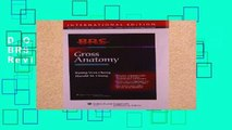 D.O.W.N.L.O.A.D [P.D.F] BRS Gross Anatomy (Board Review Series) [E.P.U.B]
