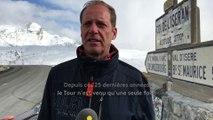 """Tour de France 2019 - Christian Prudhomme, """"le col de l'Iseran, ce sera le sommet du Tour de France"""""""
