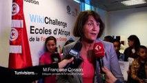 WikiChallenge Ecoles d'Afrique de la Fondation Orange