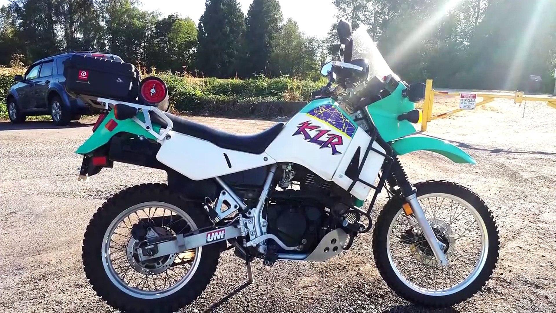 Kawasaki Klx 400 Supermoto
