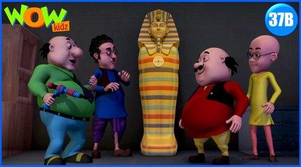 Motu Patlu in Hindi | The Mummy| Cartoon for Kids | Wow Kidz