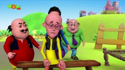 Motu Patlu in Hindi   Duplicate Patlu   Cartoon for Kids   Wow Kidz