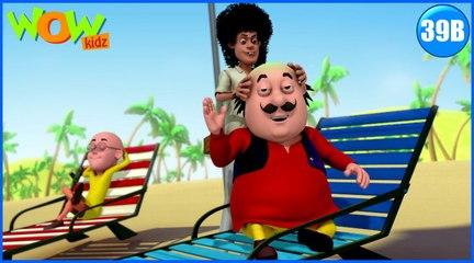 Motu Patlu in Hindi | Motu Patlu Aur Telmalish | Cartoon for Kids | Wow Kidz