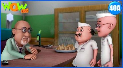 Motu Patlu in Hindi | Ward Boys | Cartoon for Kids | Wow Kidz
