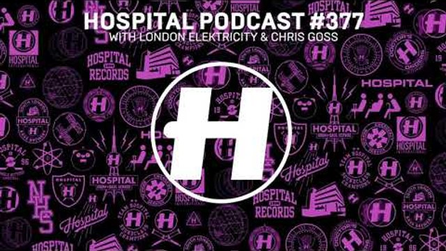 Hospital Records Podcast 377 with London Elektricity & Chris Goss (National Album Day Special)