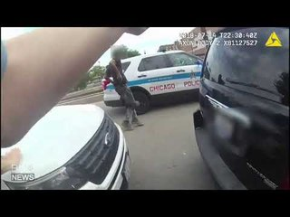 Video Shows Fatal Police Shooting of Harith Augustus in Chicago