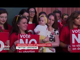 Ireland Votes to Repeal Ban on Abortion