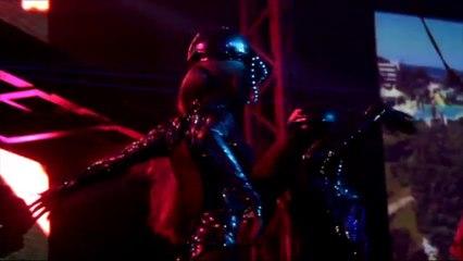 Go-Go Girls in LED Light Costumes
