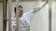 In Russland inhaftierter Filmemacher Oleg Senzow bekommt Sacharow-Preis