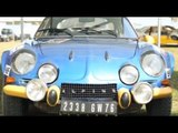Renault Alpine A110 at Goodwood Festival of Speed