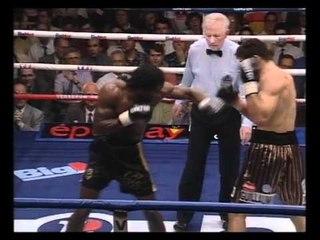 Classic Championship Boxing - Akim Tafer vs Carl Thompson