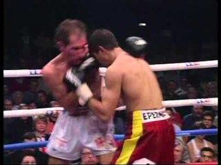 Classic Championship Boxing - Bernard Razzano vs Laurent Boudouani