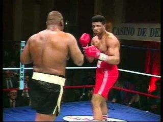 Classic Championship Boxing - Garing Lane vs Samuel M'Bendjob