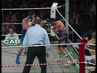 Classic Championship Boxing - Carl Griffith vs Homknokkor Som-Song