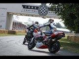 Festival of Speed 2014: Bikes, Superbikes, Race Bikes & Bikers at Goodwood