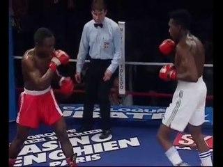 Thierry Trevillot vs Nyamaneme Bovele