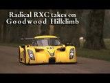 Extreme street-legal supercar road test; Radical RXC takes on Goodwood Hillclimb