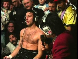 Classic Championship Boxing - Frank Nicotra vs James Cook