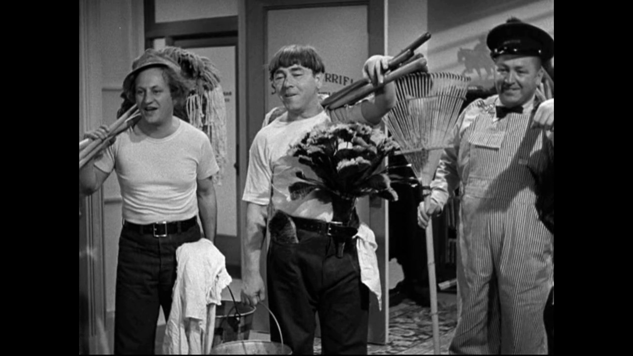 Image result for 034 The Three Stooges: Three Missing Links (1938)