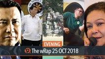 Mon Tulfo, Lapeña promoted, Boracay | Evening wRap