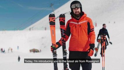 Ski ROSSIGNOL Hero Elite Plus [ Service Platinum ] 2018 2019