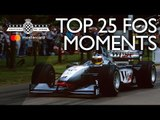 The Top 25 Goodwood Festival of Speed Moments