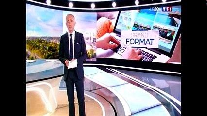 Langousta dans Grand Format de TF1