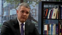 Euronews ha intervistato il presidente colombiano Ivan Duque