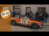 Jean Ragnotti feasts at Monte Carlo's rally restaurant