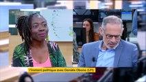 """Danièle Obono se dit """"ouverte"""" à une candidature d'Assa Traoré, la sœur d'Adama, pour La France insoumise aux européennes"""