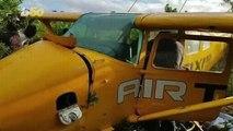 Amazing Video After Honeymooners Escape Plane Crash While on Volcano Tour