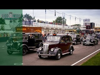 Legendary history of British transport celebrated at Revival