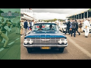 Dan Gurney's Chevrolet Impala: The Goodwood Revival (4/4)