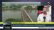 Guatemala: organizaciones ofrecen ayuda a migrantes hondureños