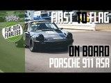 On board screaming '74 Porsche 911 RSR at Road Atlanta