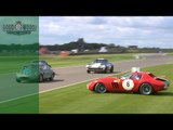 Rare Ferrari 250 GTO/64 crashes at Revival
