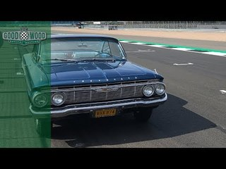 Dan Gurney's Chevrolet Impala: Road to Silverstone (3/4)