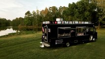 Custom Built Food Truck for Cousins Maine Lobster by Sizemore Ultimate Food Trucks