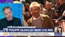 """Philippe Wandel se confie ému sur la mort de Philippe Gildas: """"Il était mon papa en télé"""""""
