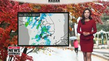 Nationwide rain to bring chillier air _ 102618