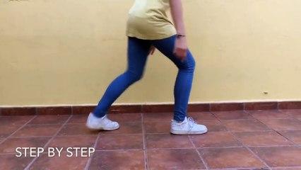 how to shuffle dance tutorial 1