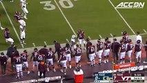 Georgia Tech vs Virginia Tech Football Highlights (2018)