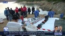 49 plages sont désormais touchées par la pollution aux hydrocarbures dans le Var