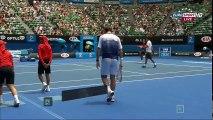 Stanislas Wawrinka vs Marsel Ilhan Australian Open 2015 R1 Highlights HD
