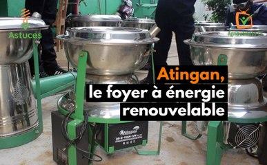Atingan, le foyer à énergie renouvelable