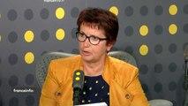 """Sécheresse : """"Les agriculteurs n'arrivent même pas à semer leur colza ou le blé"""", annonce Christiane Lambert"""