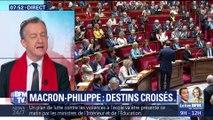 L'édito de Christophe Barbier: Macron-Philippe, destins croisés