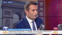 """L'aciérie Ascoval : Pour Florian Philippot, """"il serait temps que Vallourec se bouge, que Bruno Le Maire se bouge sur ce dossier"""""""